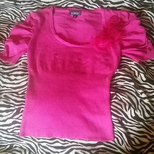 A. Byer Sweaters - Pink sweater.Lite-weight material